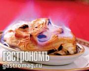 Рецепт Мороженое царское в горячем виде