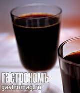 Рецепт Кофейно-шоколадный глинтвейн