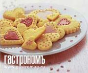Рецепт Цитрусовое печенье