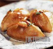 Рецепт Дрожжевое тесто для пирожков или расстегаев