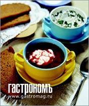 Рецепт Литовский борщ