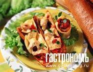 Рецепт Итальянские сэндвичи с фрикадельками