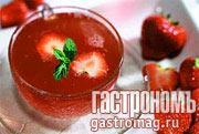 Рецепт Клубничный пунш