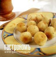 Рецепт Шарики картофельные с тмином