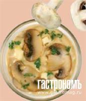 Рецепт Грибной соус к рыбе