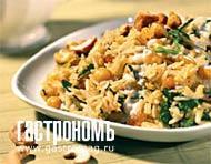 Рецепт Пряный рис