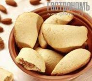 Рецепт Ореховые пирожные