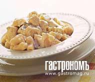 """Рецепт Ньокки с сыром """"Горгонзола"""""""
