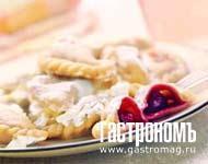 Рецепт Полтавские вареники с вишней