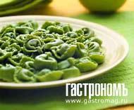 Рецепт Вареники со шпинатом