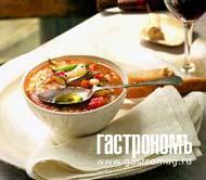 Рецепт Арахисовый суп