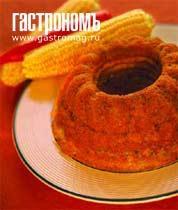 Рецепт Кукурузный острый кекс