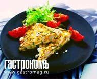 Рецепт Омлет с грибами, сыром и помидорами от Александра Невского