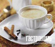 Рецепт Чай с пряностями и мятой