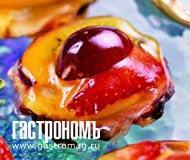 Рецепт Фруктовые тарталетки