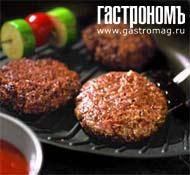 Рецепт Гамбургеры с голубым сыром