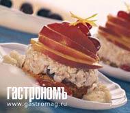 Рисовые пирожные с абрикосами