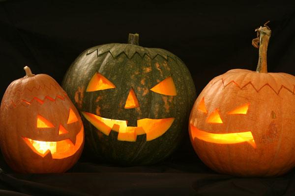 Тыквы своими руками на хэллоуин