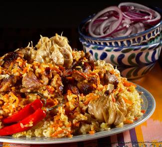 Узбекский плов - пошаговый фото-рецепт