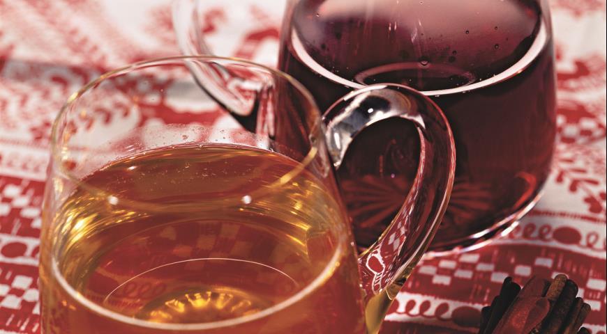Рецепт Сбитень с вином