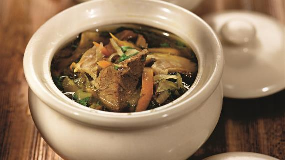Суп гороховый с клецками рецепты приготовления
