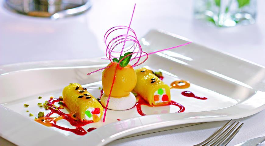 Пасха в ананасе, пошаговый рецепт с фото