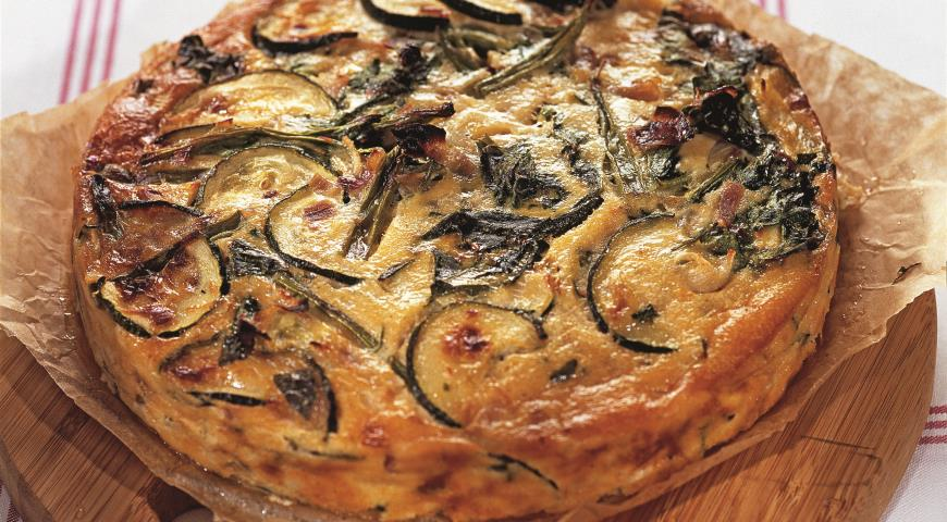Рецепт Овощной торт