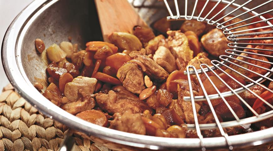 Рецепт Куриное филе с орехами кешью