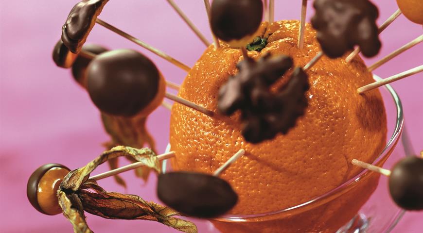 Рецепт Шоколадная мозаика