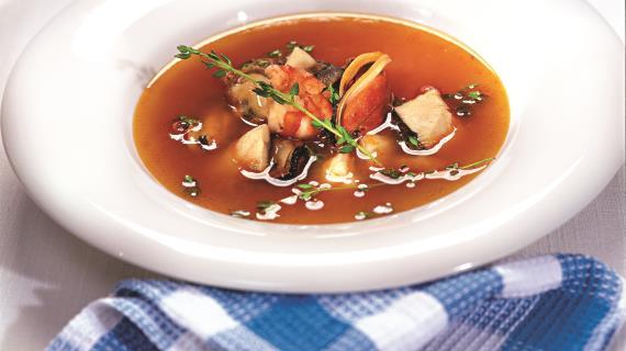 рецепт французский суп буйабес рецепт с фото