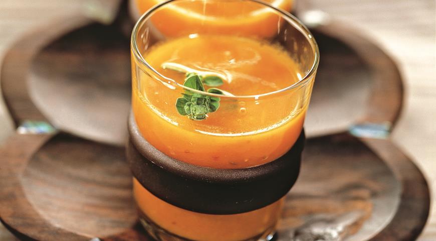 Рецепт Суп из моркови с карри
