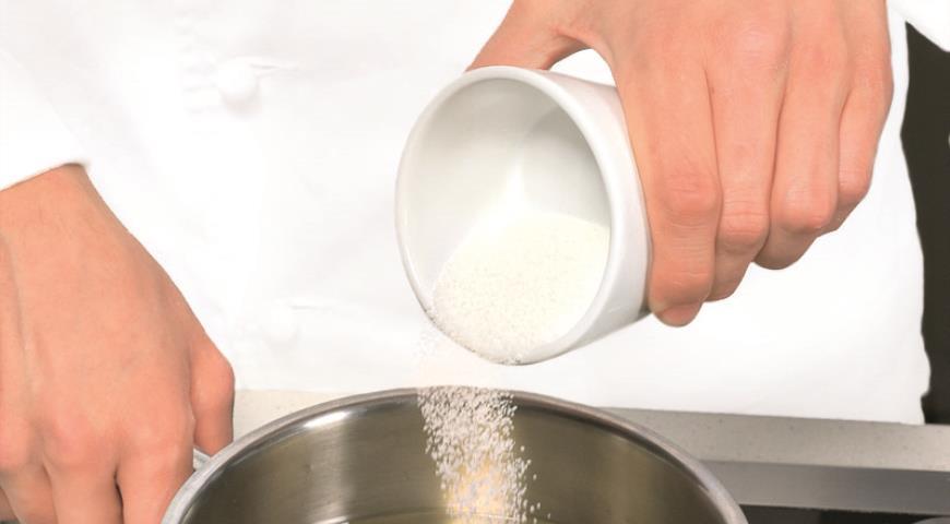 Рецепт Абрикосовый суп с малиной
