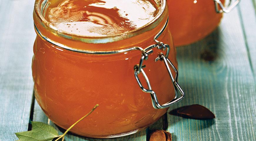 абрикосовый джем рецепт с фото