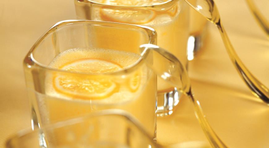 Рецепт Лимонно-медовый мусс