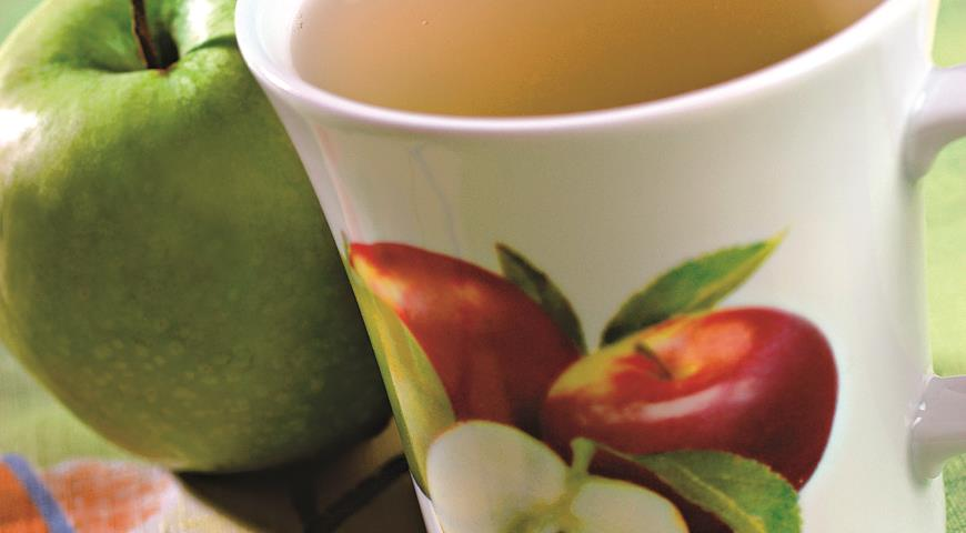 Рецепт Яблочный взвар с медом