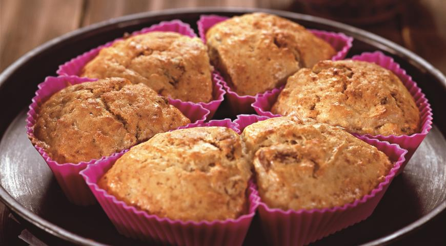 Рецепт Яблочные кексы