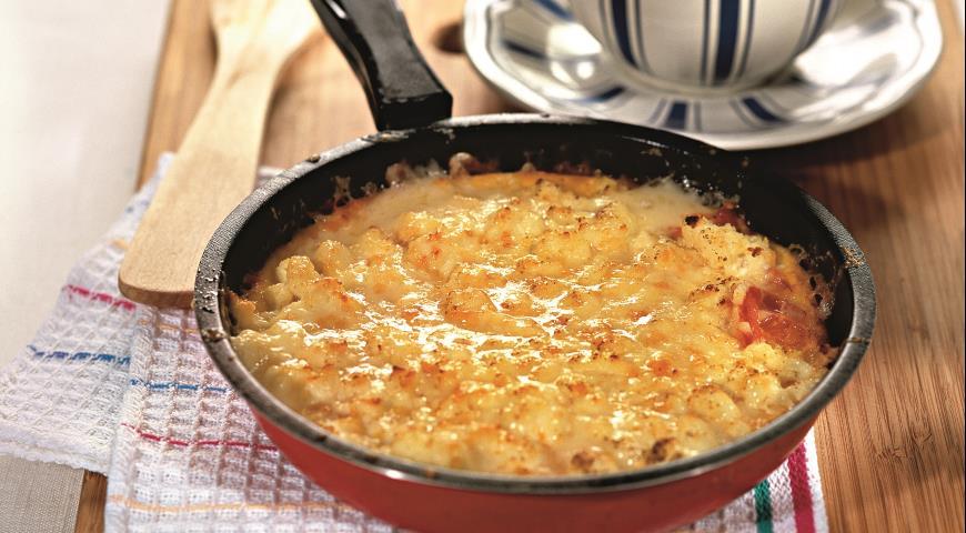 Рецепт Фриттата с сыром и сладким перцем