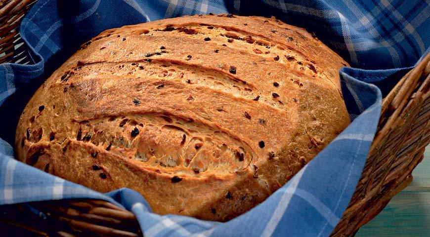 Рецепт Луковый хлеб