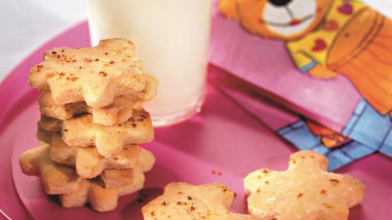Творожное печенье с фото