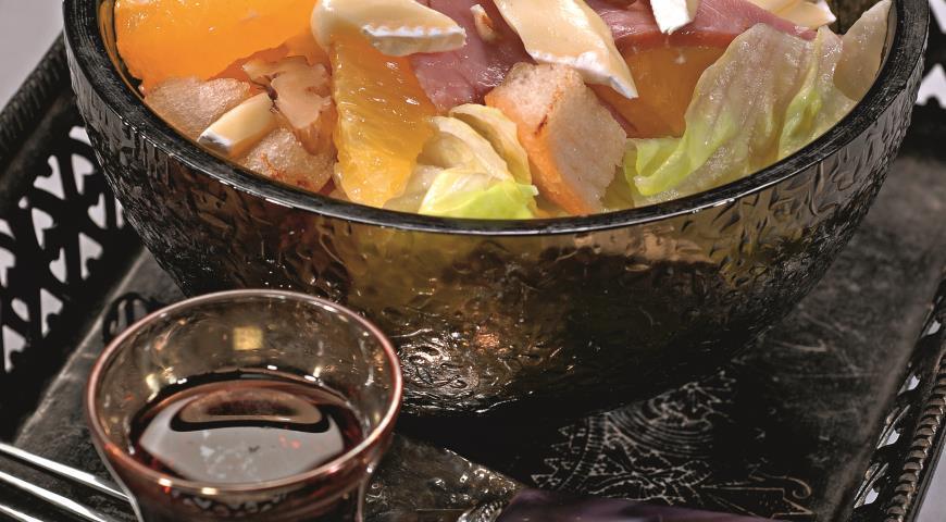 Рецепт Осенний салат