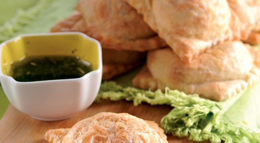 Рецепт Печенье равиоли с российским сыром