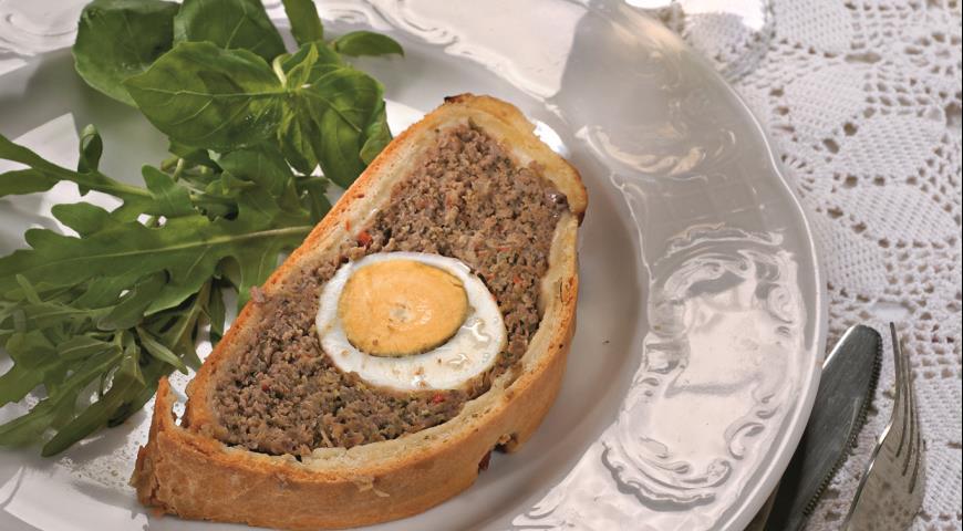 Рецепт Туринский паштет