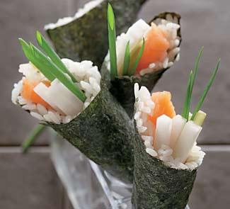 Рецепт Темаки суши