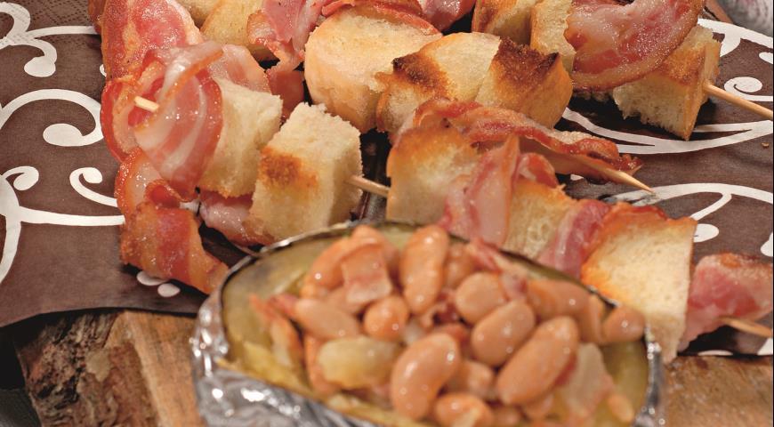 Рецепт Блюда для зимнего пикника