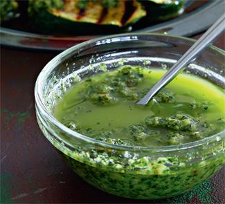Рецепт Заправка для овощей