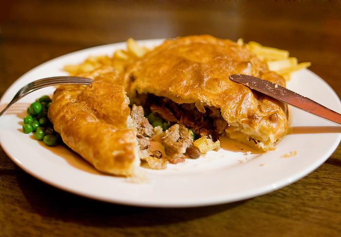 Рецепт Ирландский мясной пирог - IRISH MEAT PIE