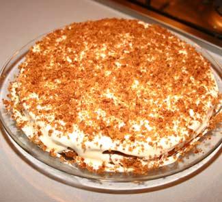 Рецепт торт Медовичок