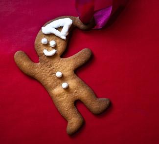 Рецепт Gingerbread man - Имбирный человек