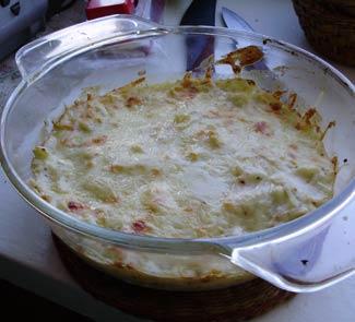 Рецепт Печеная цветная капуста