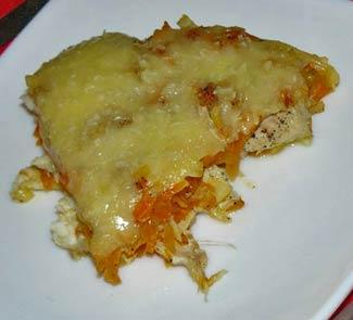 Рецепт Рыба с сыром